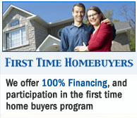 KHC's First Mortgage Government Loan Products