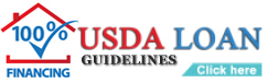 Only USDA Guaranteed loans eligible (no Direct loans)