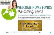 Welcome Home Funds Kentucky $5000 Grant