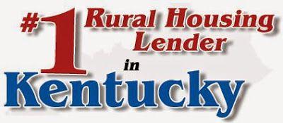 USDA Rural Housing Lender for Kentucky
