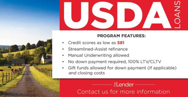 Getting Approved for a Kentucky USDA Loan after bankruptcy, foreclosure, or short sale.